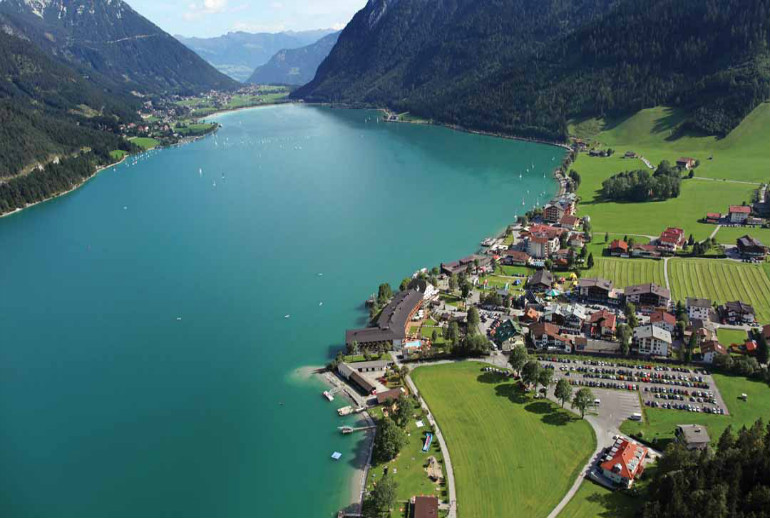 Urlaub in Österreich