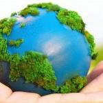 Zu Hause die Umwelt schonen