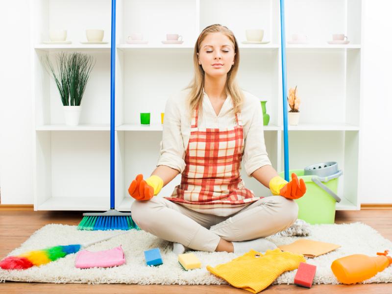 Fitness im Haushalt – So halten Sie sich mit Hausarbeit fit